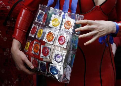 International condom day