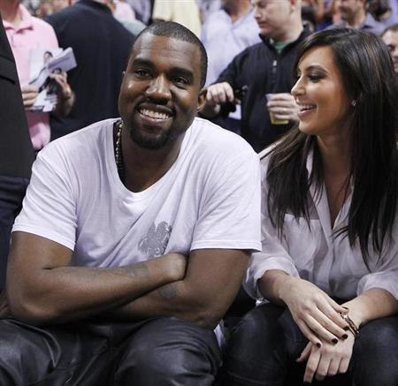West, Kardashian in security screening flap at JFK: reports