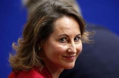 Ségolène Royal va être nommée vice-présidente de la Banque publique d'investissement (BPI), a annoncé mercredi le président de la BPI Jean-Pierre Jouyet. /Photo d'archives/REUTERS/Charles Platiau