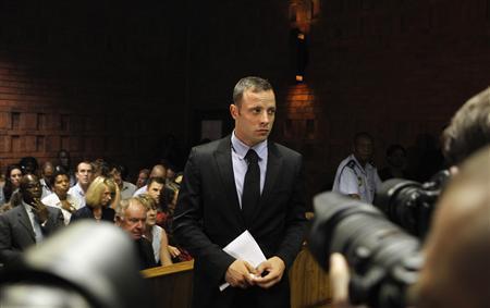 Unlicensed .38 ammunition found in Pistorius home - police