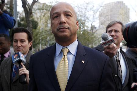 Ex-New Orleans mayor pleads not guilty in kickback case