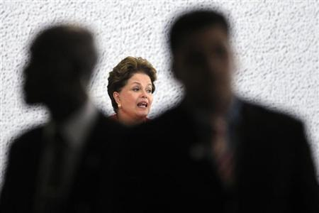 Brazil's 2014 election campaign gets off to early start