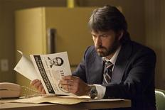 """Actor Ben Affleck is shown in a scene from his film """"Argo"""" in this publicity photo released to Reuters February 21, 2013. REUTERS/Claire Folger/Warner Bros Entertainment/Handout"""