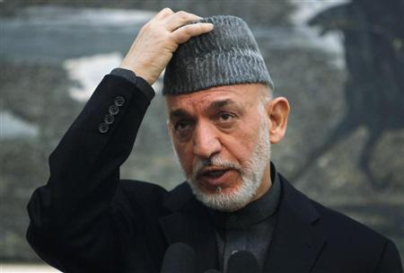 Afghan president to expel U.S. special forces from key province