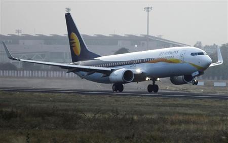 Jet Airways falls on Etihad deal worries