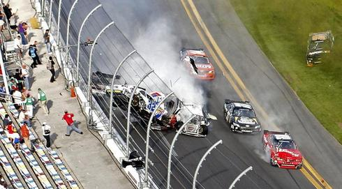 Crash at Daytona