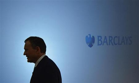 Antony Jenkins, chief executive of Barclays, poses for the media in central London February 12, 2013. REUTERS/Toby Melville
