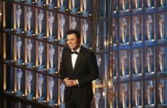 Seth MacFarlane apresenta a 85a cerimônia do Oscar, em Los Angeles, nos Estados Unidos, no domingo. 24/02/2013 REUTERS/Mario Anzuoni