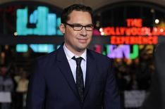 """Director of the movie Bryan Singer poses at the premiere of """"Jack the Giant Slayer"""" in Hollywood, California February 26, 2013. REUTERS/Mario Anzuoni"""