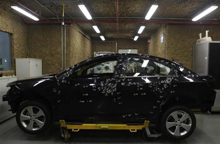 Bulletproof Cars: Arab Spring Brings New Buyers For Bulletproof Cars