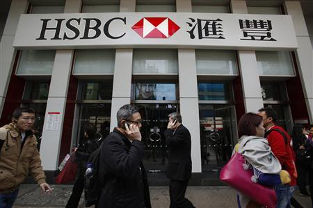 HSBC to raise dividends in show of capital strength - Reuters