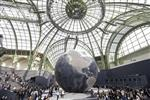 A general view inside the Grand Palais where German designer Karl Lagerfeld for French fashion house Chanel presents his Fall-Winter 2013/2014 women's ready-to-wear fashion show during Paris fashion week March 5, 2013. REUTERS/Charles Platiau