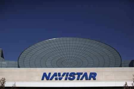 Exterior of Navistar office is seen in Lisle, Illinois, October 4, 2012. REUTERS/Jim Young
