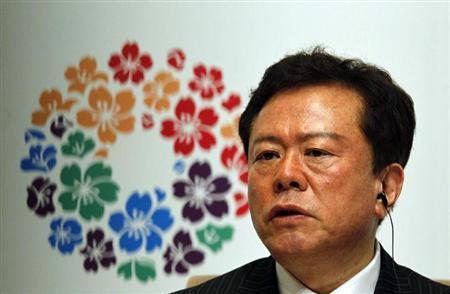 3月7日、国際オリンピック委員会(IOC)評価委員会は、2020年夏季五輪招致を目指す東京の調査を終え、好印象を持ったと語った。写真は記者会見に出席した猪瀬直樹都知事(2013年 ロイター/Yuya Shino)