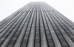 The General Motors building is seen in New York March 8, 2013. REUTERS/Shannon Stapleton