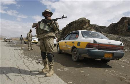 Analysis: Afghan security vacuum feared along gateway to Kabul - Reuters
