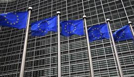 Les Vingt-Sept pays de l'Union européenne tenteront jeudi de montrer leur volonté de compléter les politiques d'austérité jugées responsables de l'explosion du chômage en Europe par un agenda économique en faveur de l'emploi et de la croissance. /Photo d'archives/REUTERS/Yves Herman
