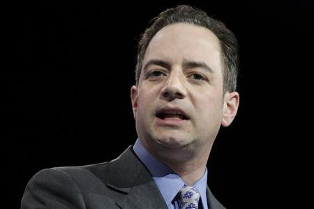 Republican National Committee Chairman Reince Priebus addresses the Conservative Political Action Conference (CPAC) in National Harbor, Maryland March 16, 2013. REUTERS/Jonathan Ernst