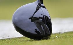 Ye Wocheng, 12 ans, est devenu mercredi le plus jeune golfeur à se qualifier pour un tournoi du Tour européen, le circuit de golf professionnel masculin. /Photo d'archives/REUTERS/Toby Melville