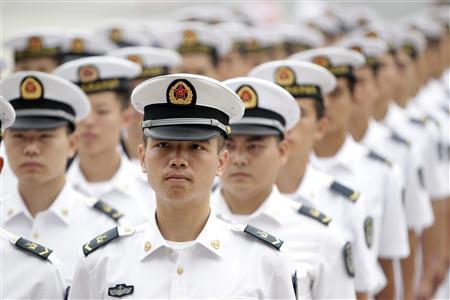 China to attend major U.S.-hosted naval exercises, but role limited