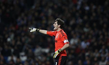 Casillas deberá esperar para volver a jugar en el Madrid