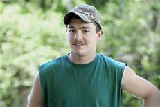 "Shain Gandee, who starred in the MTV reality series ""Buckwild"" set in West Virginia, is shown in this undated publicity photograph released to Reuters April 1, 2013. Gandee was found dead in a car on April 1 in West Virginia, after being reported missing. REUTERS/Courtesy MTV/Handout"