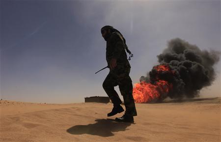 Libya investigating Zueitina oil pipeline blast - Reuters