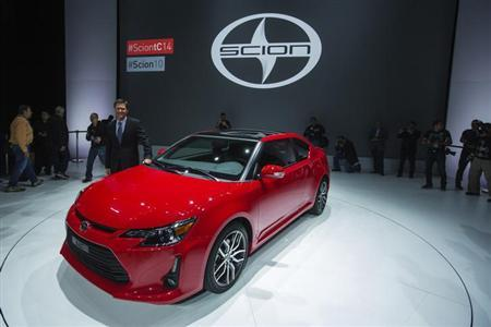 toyota seeks to avoid midlife crisis for youthful scion brand reuters. Black Bedroom Furniture Sets. Home Design Ideas