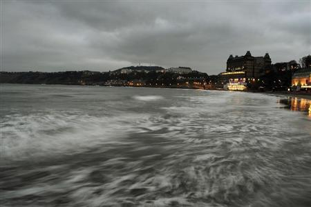 Oceans may explain slowdown in climate change: study