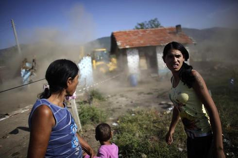 Plight of the Roma