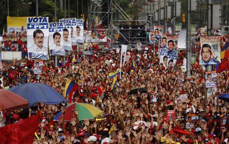 Venezuela says it foiled plot to destabilize presidential vote