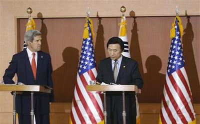 U.S. and South Korea talk of reviving 2005 nuclear deal with North Korea