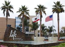 A view shows the headquarters of Life Technologies Corp in Carlsbad, California April 15, 2013. REUTERS/Mike Blake
