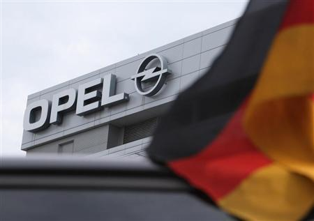 GM's Opel board seals fate of German plant