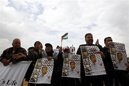 Palestinian prisoner in deal with Israel to end fast