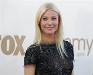 """L'actrice américaine Gwyneth Paltrow, 40 ans, a été sacrée mercredi """"plus belle femme au monde"""" dans le palmarès 2013 de la revue People. /Phot od'archives/REUTERS/Danny Moloshok"""