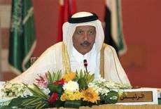 وزير المالية والاقتصاد القطري يوسف كمال - ارشيف رويترز