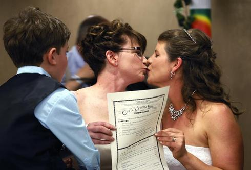 Same-sex civil unions in Colorado