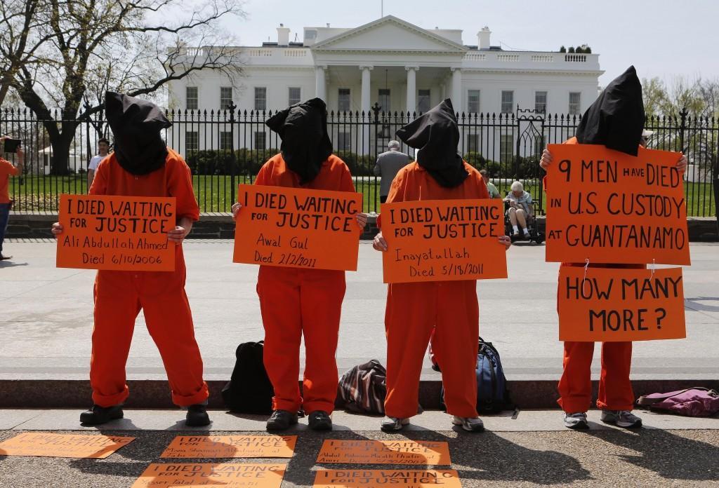 human rights and guantanamo essay Violated human rights essay a custom essay sample on violated human rights the treatment of guantanamo bay detainees and human rights.