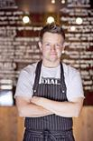 U.S. chef Richard Blais poses in this undated handout photo released on May 7, 2013. REUTERS/Courtesy from Clarkson Potter/Handout via Reuters