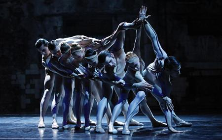 Berlin ballet woos new crowd with a dark show in a techno