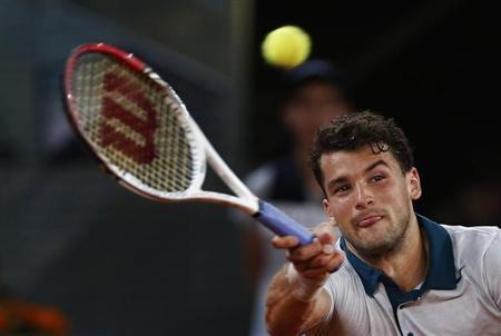 Djokovic Win Could Be The Breakthrough For Dimitrov Reuters
