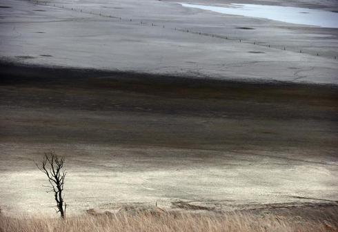 Dry spell in Australia