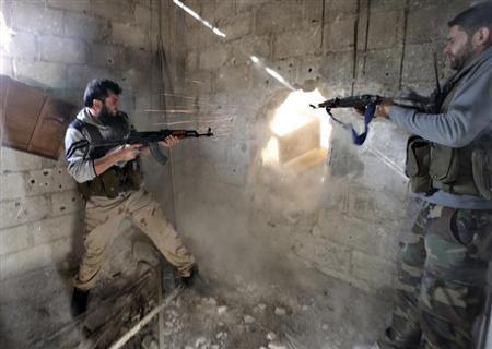 焦点:シリアで激化する残虐行為、遺体侮辱で遠のく和平