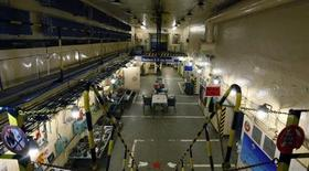 Un ancien site souterrain de stockage d'ogives nucléaires soviétiques, dans les forêts de Bohême, va ouvrir prochainement ses portes en tant que musée consacré à la course aux armements atomiques durant la Guerre froide. /Photo d'archives/REUTERS/Petr Josek