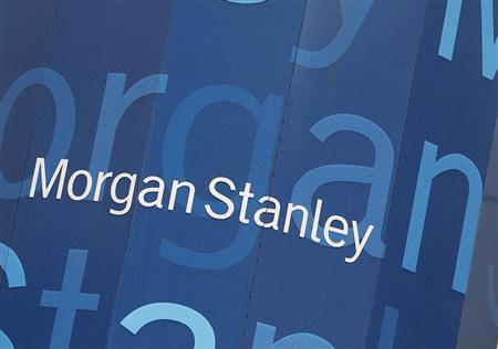 The headquarters of Morgan Stanley is pictured in New York January 9, 2013.REUTERS/Shannon Stapleton