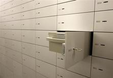 Le Luxembourg a accepté d'échanger automatiquement avec les Etats-Unis des informations sur les comptes bancaires détenus dans le grand-duché par des ressortissants américains. /Photo d'archives/REUTERS/Arnd Wiegmann