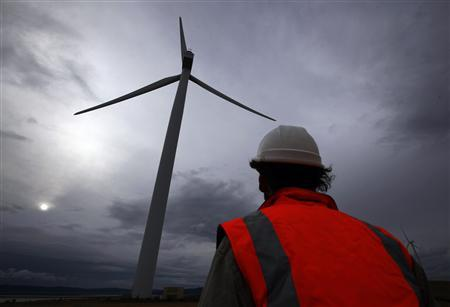 Chill breeze of politics stills Australian renewables
