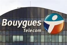 """Olivier Roussat devient PDG de Bouygues Telecom dans le cadre d'une réorganisation de son état-major """"pour s'adapter aux mutations du marché"""". /Photo d'archives/REUTERS/Charles Platiau"""