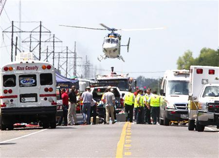 Explosion At Louisiana Chemical Plant Kills 1 Injures 73
